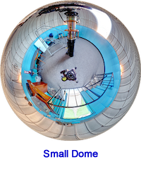 Small Dome Virtual Tour